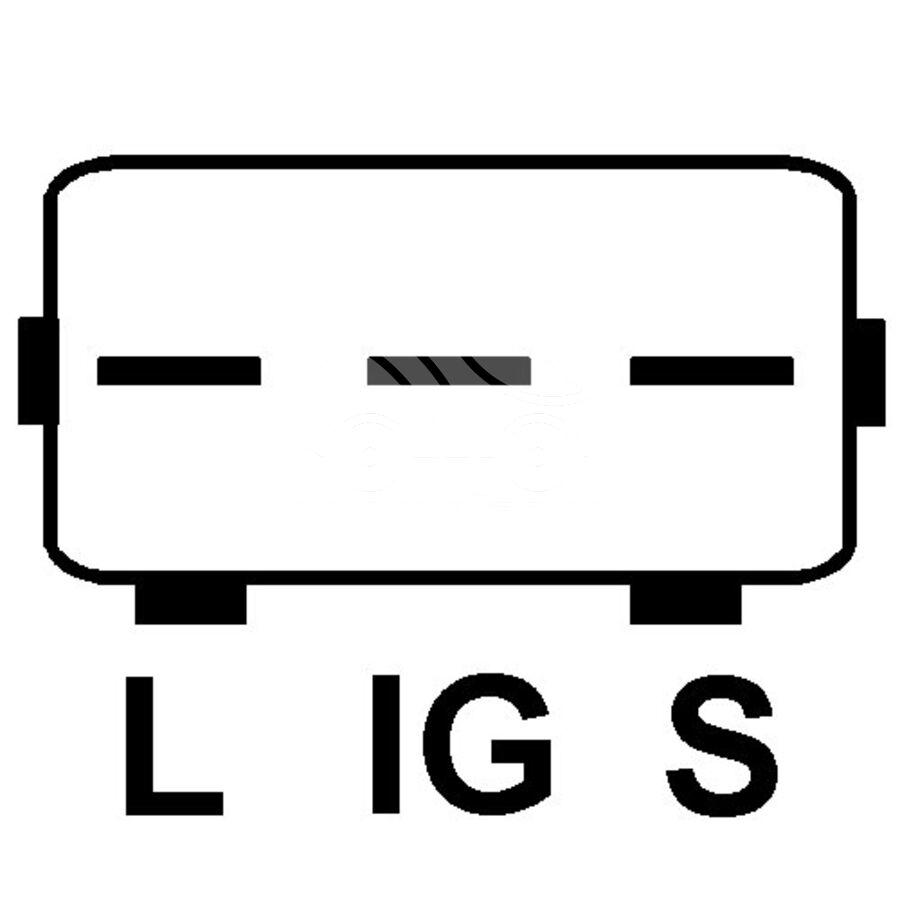 Генератор ALN4433