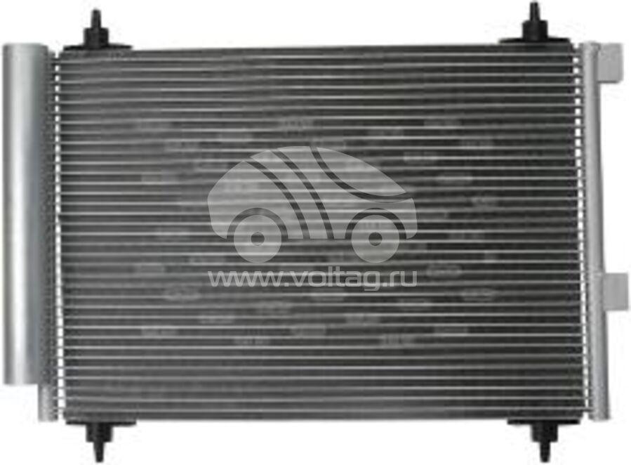 Радиатор кондиционера KRC0125