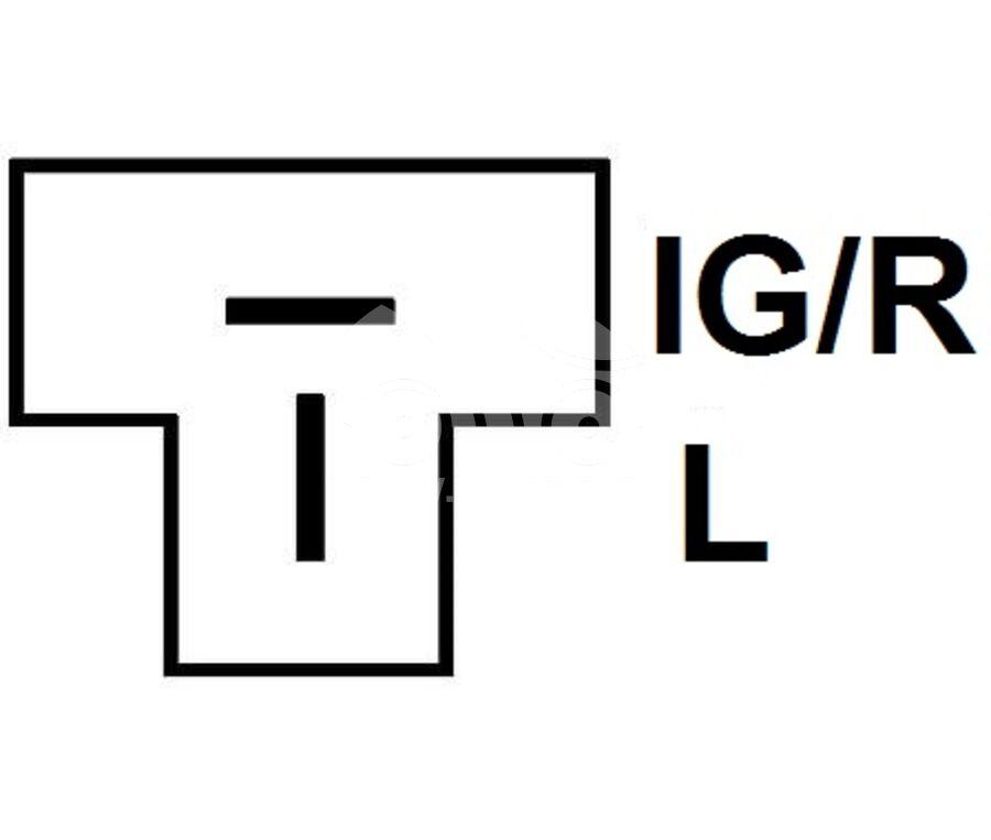Регулятор генератора ARM3226