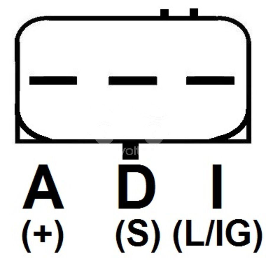Регулятор генератора ARM3270