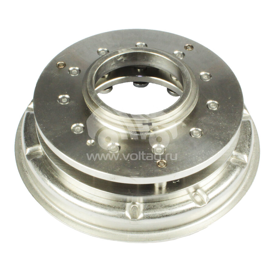 Геометрия турбокомпрессора MGT0025