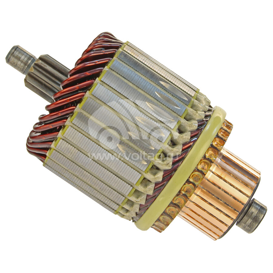 Ротор стартераKRAUF SAH9881BA (23310AM600)