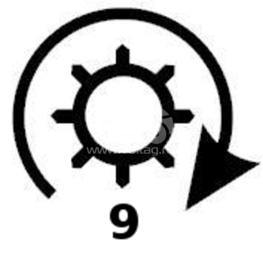 Стартер KRAUF STD4865BA (6749)