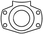 Втягивающее реле стартера SSV3169