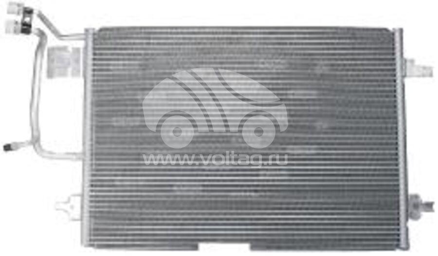 Радиатор кондиционера KRC0185
