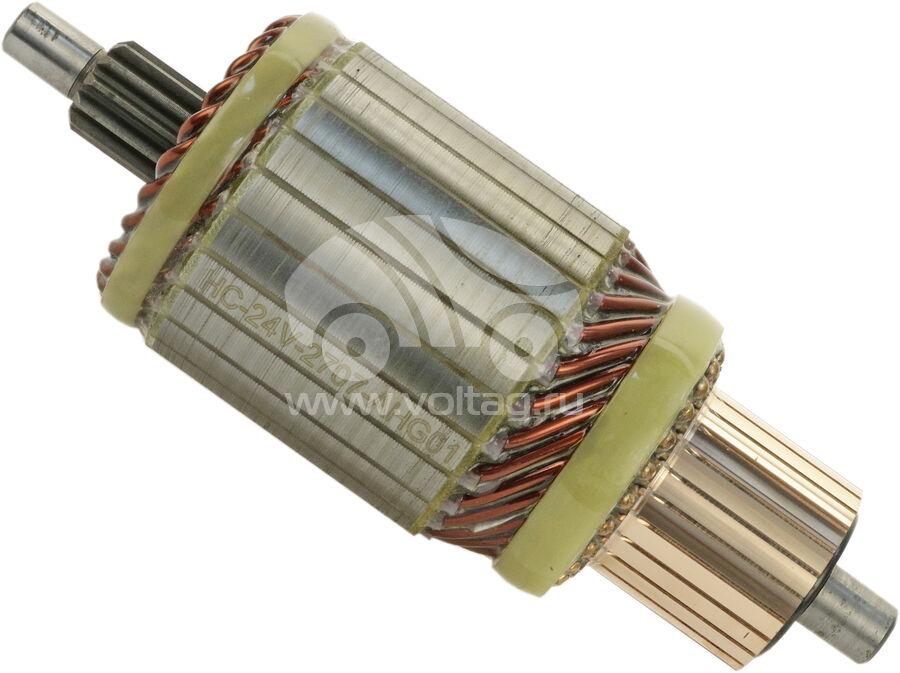 Ротор стартера SAP0267