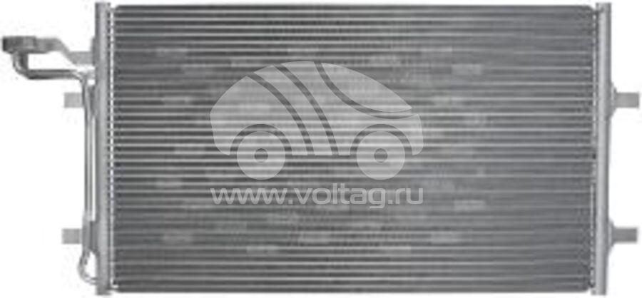 Радиатор кондиционера KRC0158