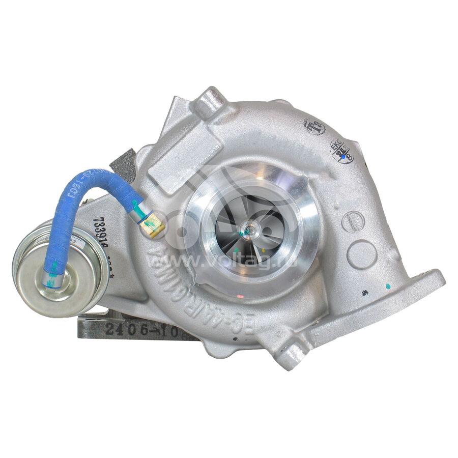 Turbocharger MTG6913