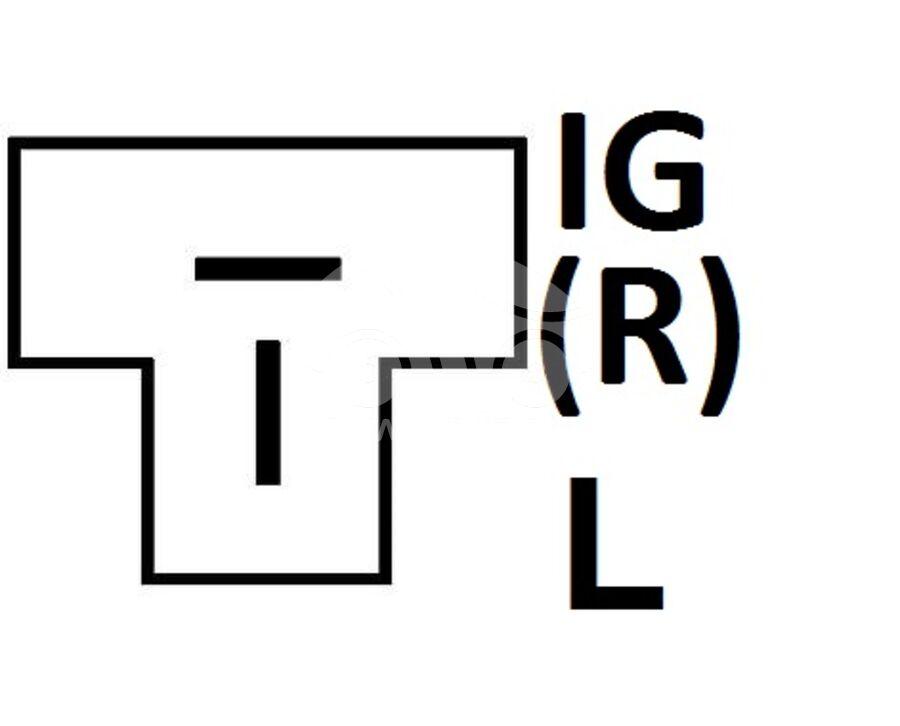 Регулятор генератораUTM RM3295A (RM3295A)