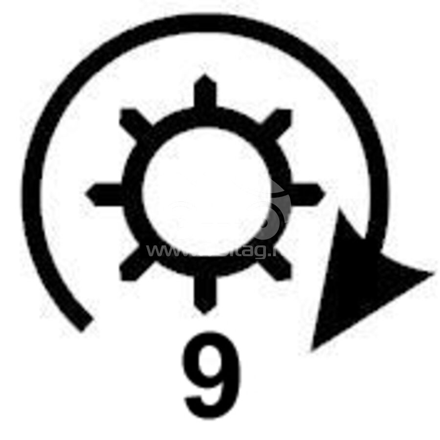 Бендикс стартера SDV0463