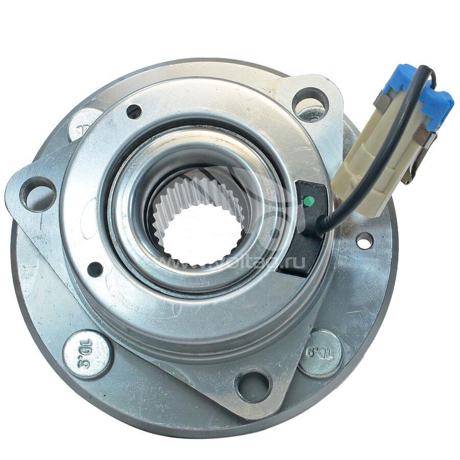 Ступица колеса с подшипником в сборе и монтажный комплектKRAUF WBK1066DU (96639585)