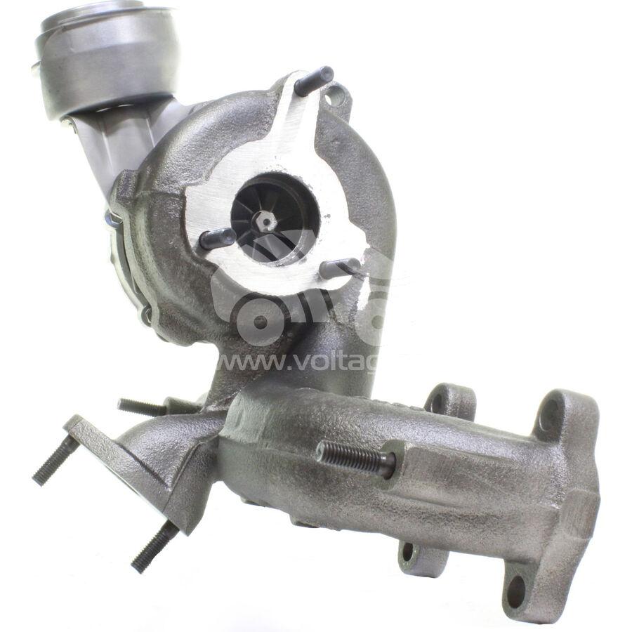 Турбокомпрессор MTG1065