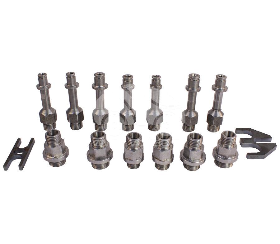 Комплект штуцеров для подключения рулевых реек HYZ0094