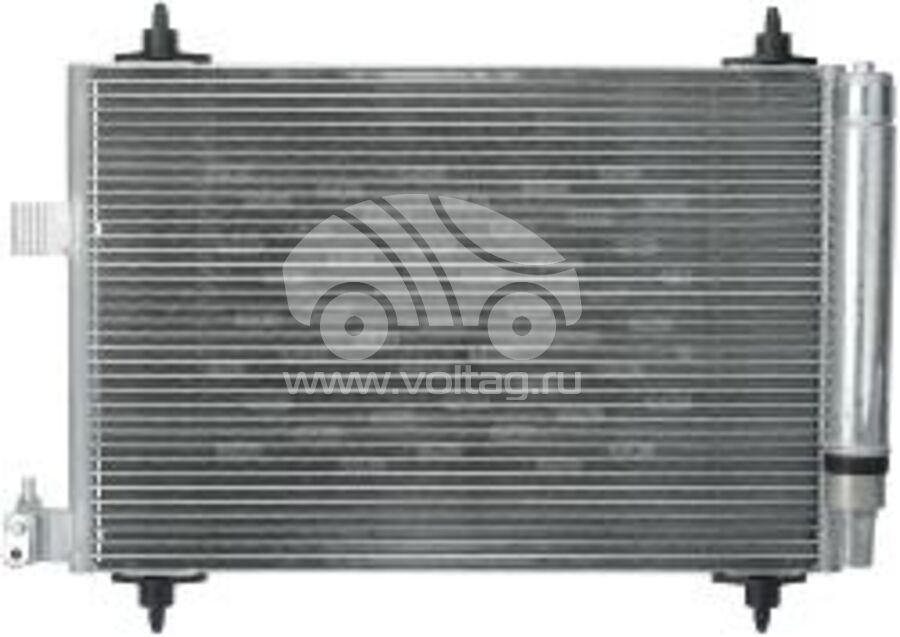 Радиатор кондиционера KRC0174