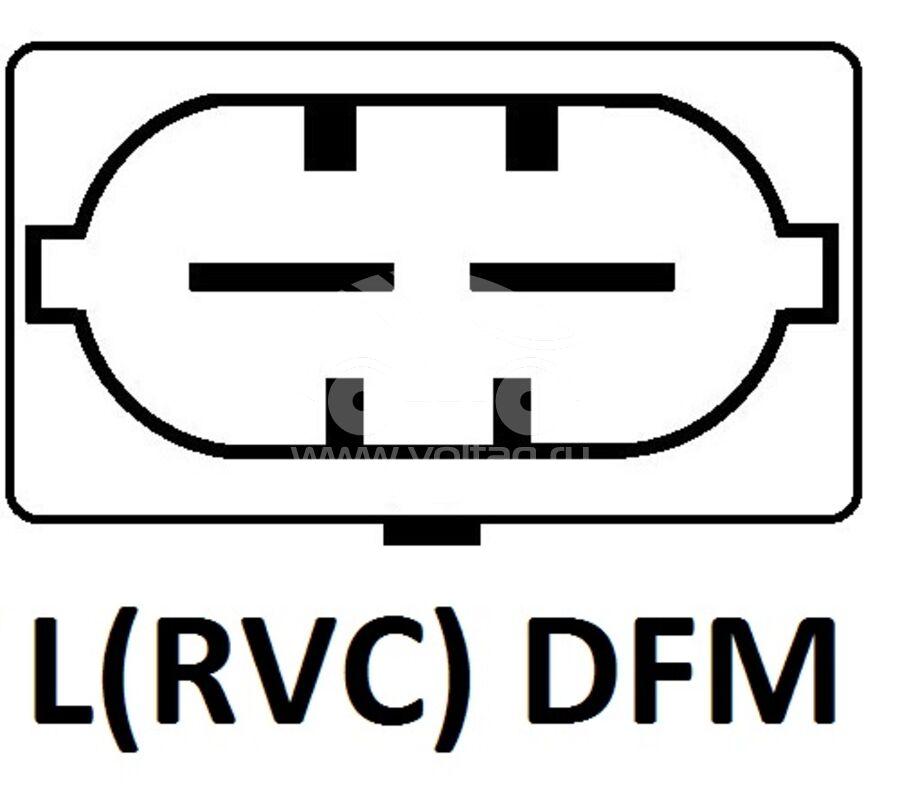 Регулятор генератора ARD2587