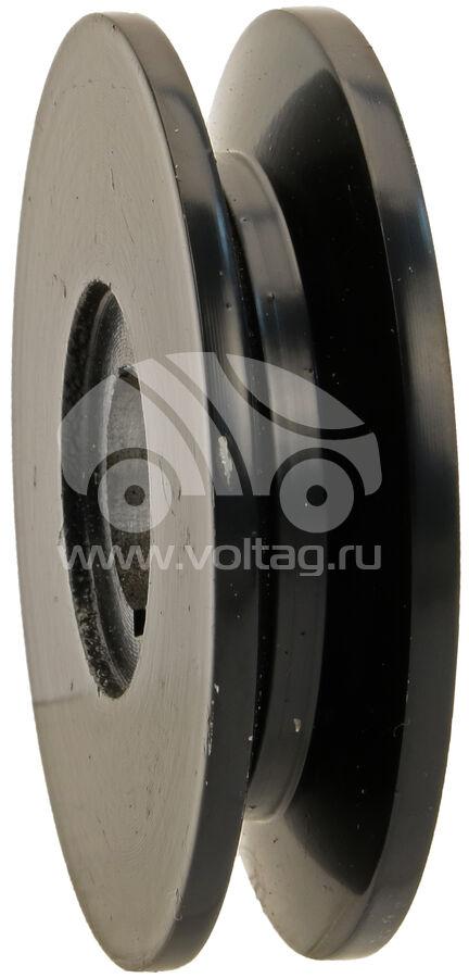 Шкив генератора KRAUF APB1055YX (1126601055)