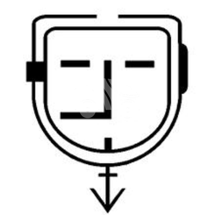 Компрессор кондиционера автомобиля KCN0351