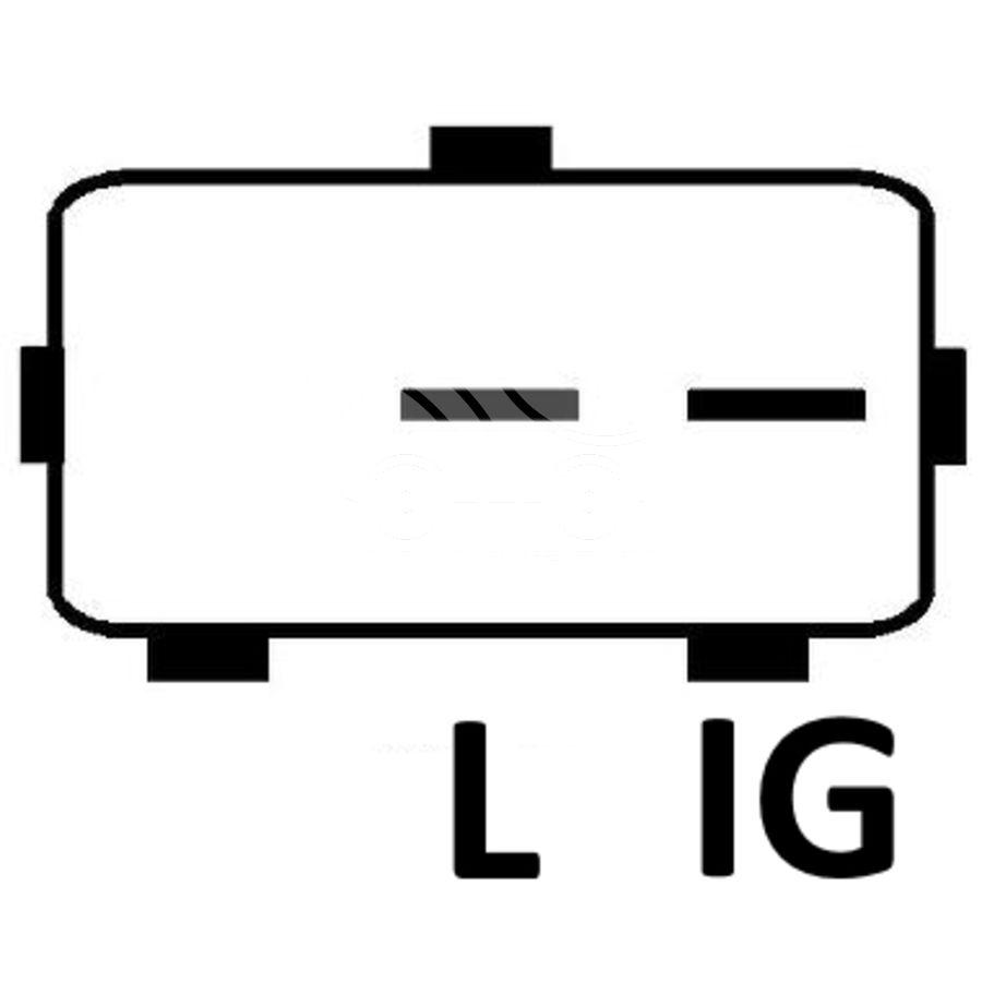Регулятор генератора ARV5981