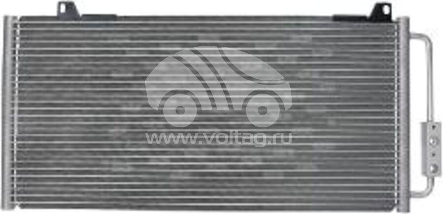 Радиатор кондиционера KRC0214