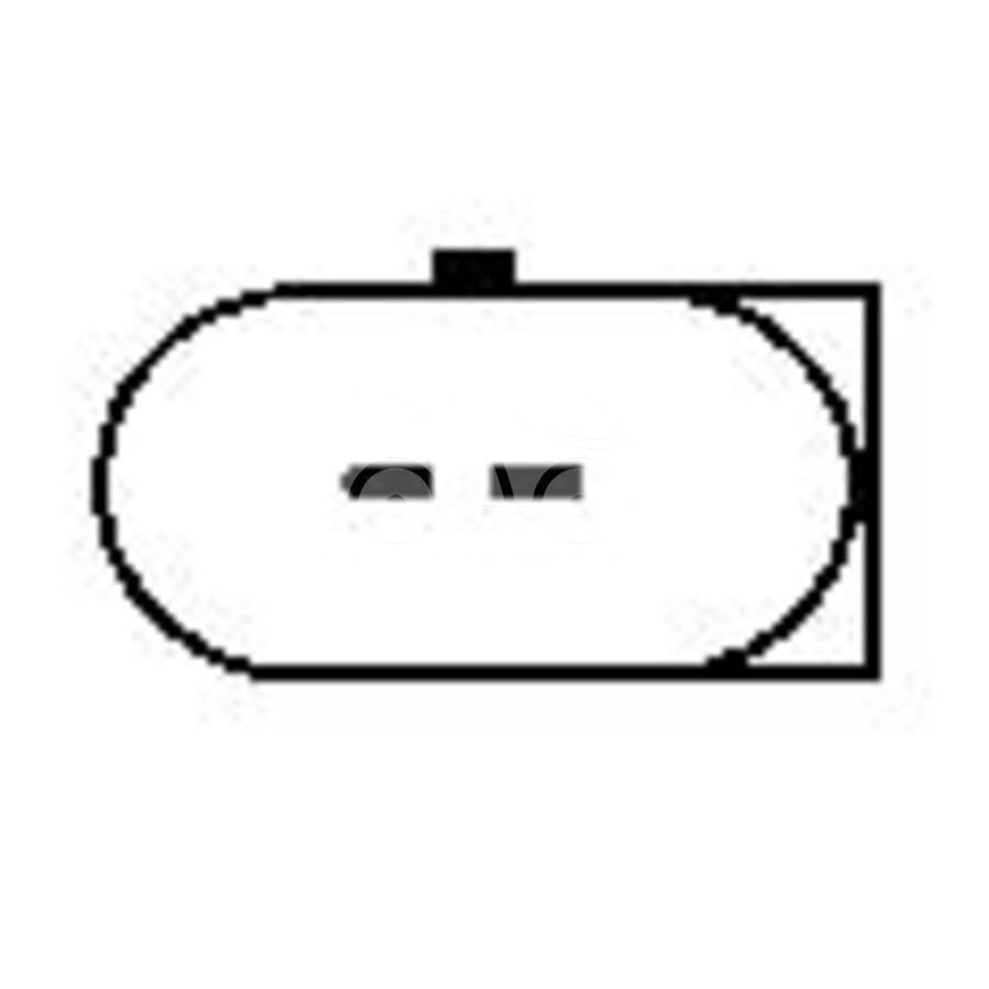 Компрессор кондиционера автомобиля KCN0143