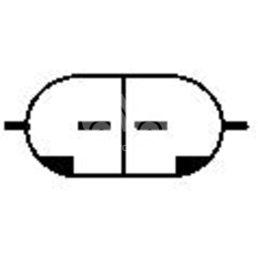 Компрессор кондиционера автомобиля KCD0369