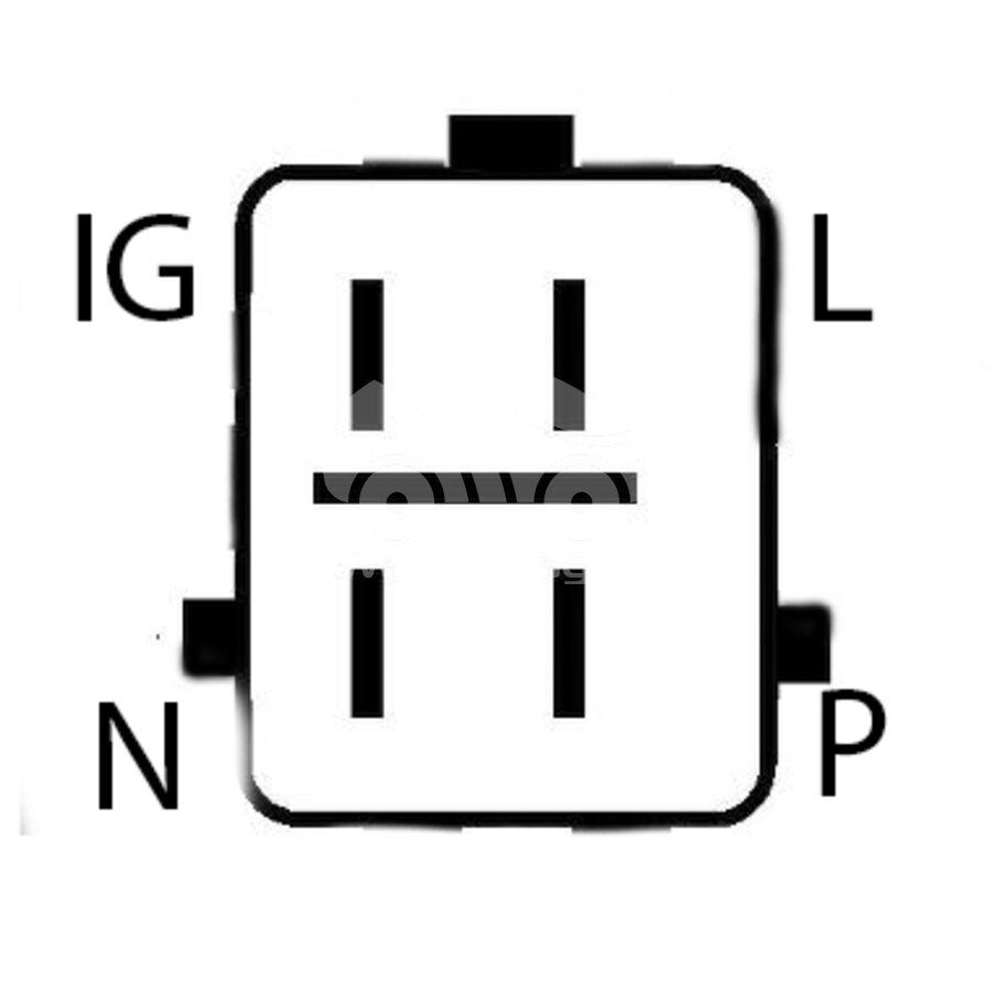 Генератор ALW7766