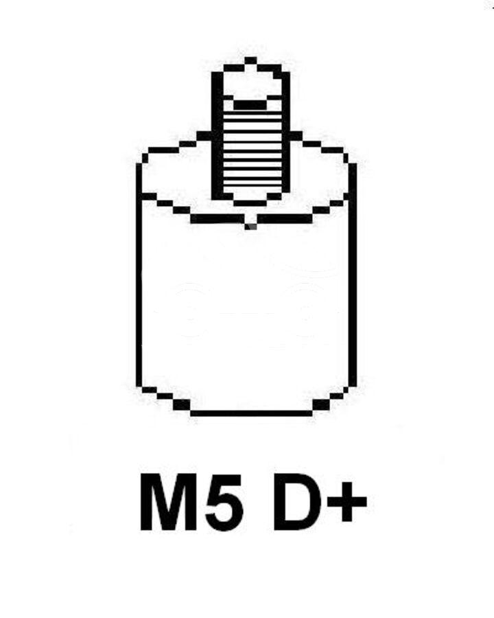 AlternatorKRAUF ALB1748AN (ALB1748AN)
