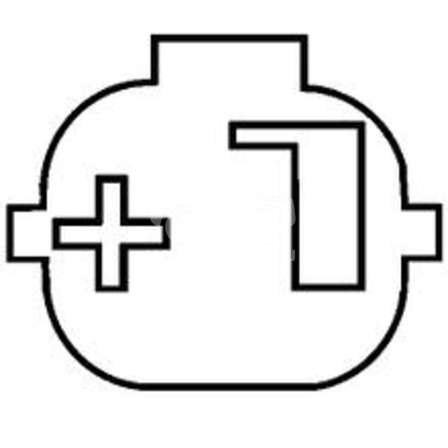 Компрессор кондиционера автомобиля KCN0322